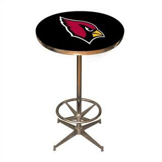 Imperial NFL Team Logo Pub Table   26 40   X