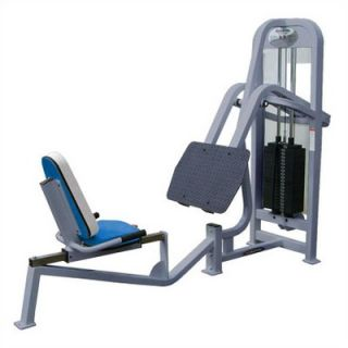 Quantum Fitness I Series Commercial Seated Leg Press   QIS 8038