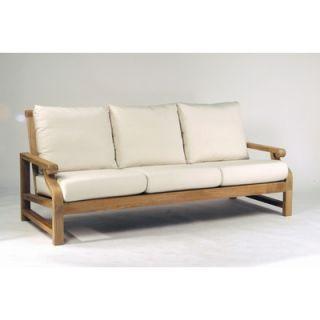 Kingsley Bate Nantucket Deep Seating Sofa with Cushions