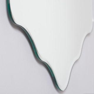 Decor Wonderland Vandam Frameless Wall Mirror