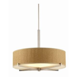 Philips Forecast Lighting Organic Modern Fisher Island Drum Pendant
