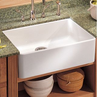 Franke Manor House 20 Fireclay Apron Front Kitchen Sink   MHK110 20