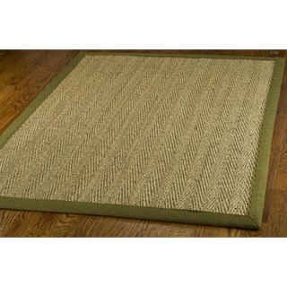 Safavieh Natural Fiber Natural/Light Olive Rug   NF115G RE