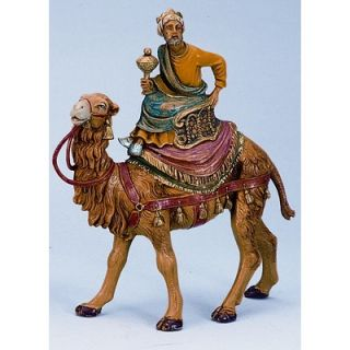 Fonanini 5 Scale Kings on Camels Figurines (Se of 3)