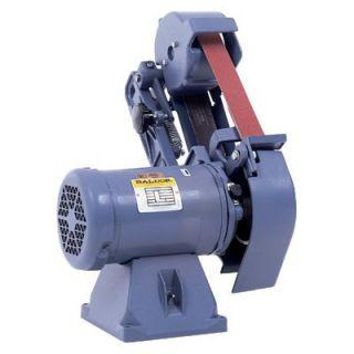 Baldor Abrasive Belt Grinders   1.5hp abrasive belt grinder 115v w
