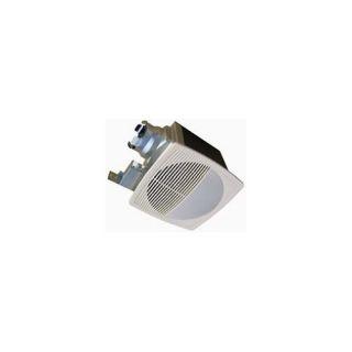 Nutone quiet test 300 cfm ceiling exhaust fan qt300 - Panasonic bathroom fans home depot ...