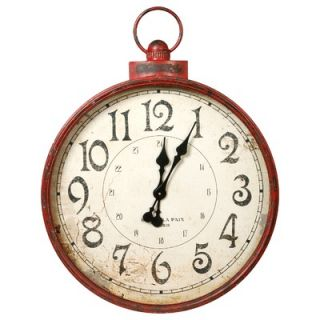Wilco Pocket Watch Wall Clock