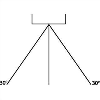 Fostoria Quartz Infrared 5,120 BTU Spot Heater   OCH   46   120V