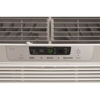 Frigidaire 12,000 BTU Window Mounted Compact Air Conditioner with Full
