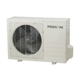 Pridiom Single Zone Inverter 12000 BTU Energy Star Air Conditioner