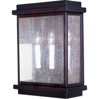 Maxim Lighting Cubes Outdoor Wall Lantern   4650CDBU / 4650CDCS