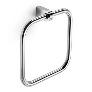 WS Bath Collections Muci Towel Ring   Muci 5540.29