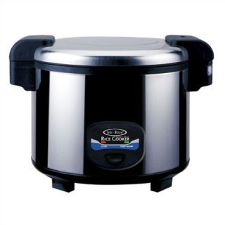 SPT Mr. Rice 35 Cup Rice Cooker in Stainless Steel   SC 5400S