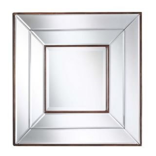Cooper Classics Clarence Frameless Square Mirror