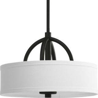 Progress Lighting Calven 3 Light Drum Pendant   PROP387880
