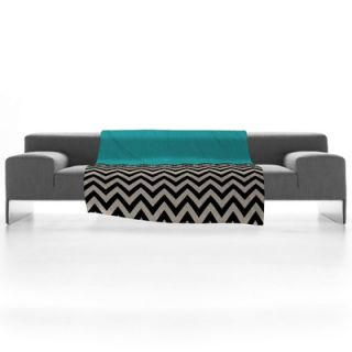 DENY Designs Bianca Green Fleece Throw Blanket   140 fle