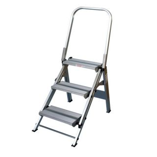 Metal Commercial Step Stools