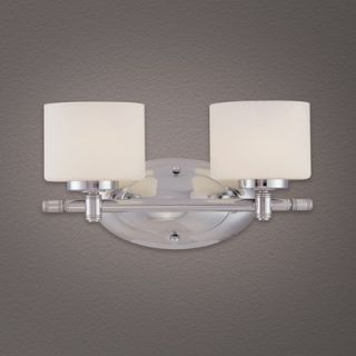 Eurofase Uxbridge Two Light Vanity Light   15819 021 / 15819 038