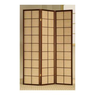 48 Low Cherry Blossom Shoji Room Divider