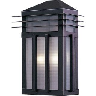 Maxim Lighting Gatsby Outdoor Wall Lantern   8723PRBU