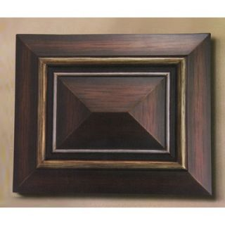 Craftmade Designer Series Door Chime in Dark Oak with Gold and Silver