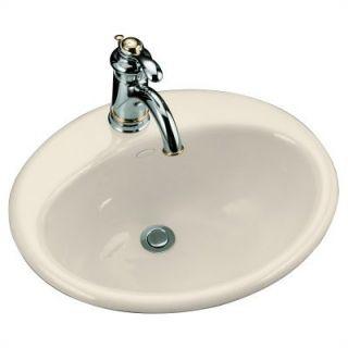Kohler Farmington Self Rimming Bathroom Sink