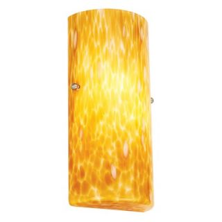 Access Lighting Manhattan Wall Sconce in Cognac   23121 COG