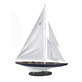 Authentic Models Yacht Ironsides Small