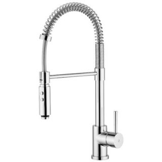 Handle Single Hole Bar Faucet with Two Spray Hand Shower   Evo 176
