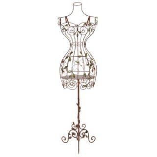 Aspire Tall Iron Dress Form Mannequin