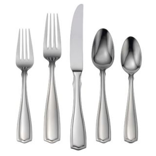 Oneida Carolina 65 Piece Formal Flatware Set   T474065C
