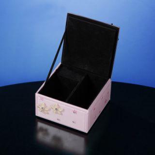 San Francisco Music Box Ooh La La Glass Music Box