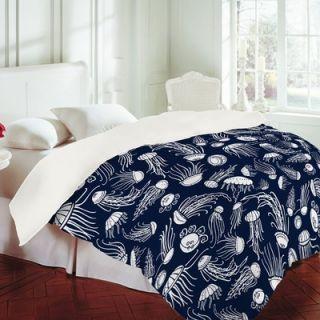 DENY Designs Jennifer Denty Jellyfish Duvet Cover Collection