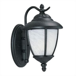 Lighting Yorktowne Outdoor Wall Lantern in Forged Iron   84049 185