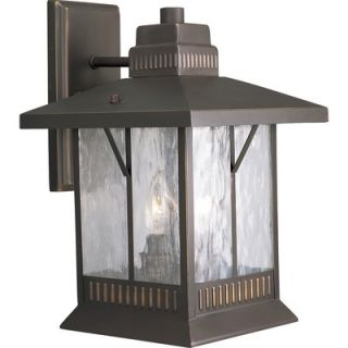 Progress Lighting Aberdeen Outdoor Wall Lantern in Antique Bronze