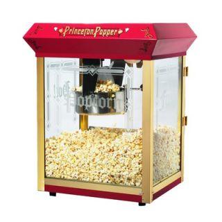 Great Northern Popcorn Princeton Eight Ounce Antique Popcorn Machine