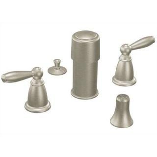 Moen Brantford Double Handle Vertical Spray Bidet Faucet