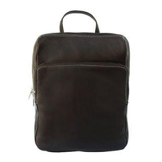 Piel Slim Front Pocket Backpack