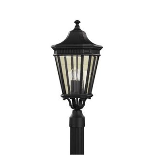 Feiss Cotswold Lane Three Light Outdoor Post Lantern   OL5407