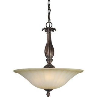 Forte Lighting 4 Light Pendant   2432 04 27