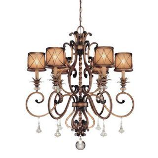 Minka Lavery Aston Court 6 Light Chandelier   4757 206