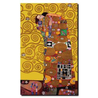 Trademark Global Fulfillment Framed by Gustav Klimt, Canvas Art   24
