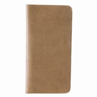 Leather Checkpoint Man Made Leather Passport Ticket Holder   216 11