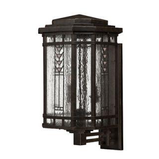 Hinkley Lighting Tahoe Copper Wall Lantern in Regency Bronze