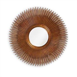 Howard Elliott Singapore Mirror in Copper
