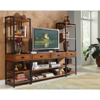 Home Styles Modern Craftsman Entertainment Center   88 5050 34