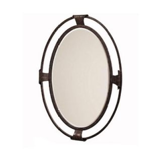Kichler High Country Accessory Mirror in Old Iron