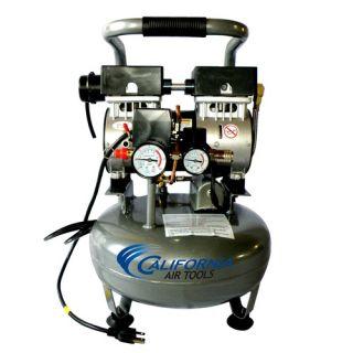 Powermate Proforce 10 Gallon Oil Free Vertical Air Compressor