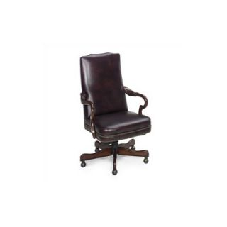 Seating Evanston High Back Leather Executive Chair   EC 236   069