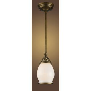 Elk Lighting Williamsport 1 Light Mini Pendant